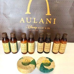 Aulani EXCLUSIVE toiletries set 🌺